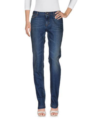 Джинсовые брюки DOLCE & GABBANA 42561685FT