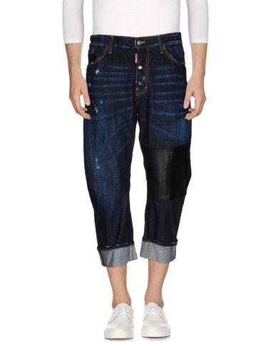 Джинсовые брюки-капри DSQUARED2 42561805FP