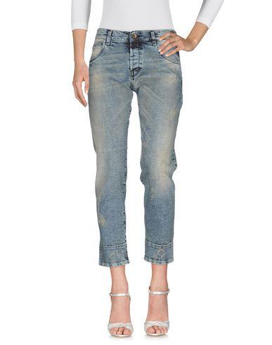 Джинсовые брюки PLEIN SUD JEANIUS 42562004TG
