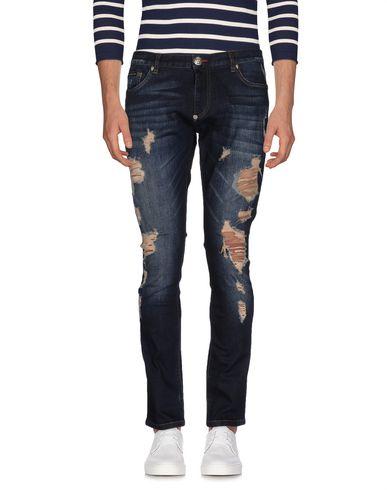 Джинсовые брюки PHILIPP PLEIN 42562173NX