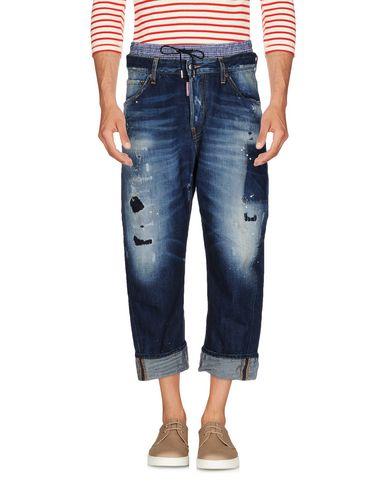 Джинсовые брюки-капри DSQUARED2 42562333DP