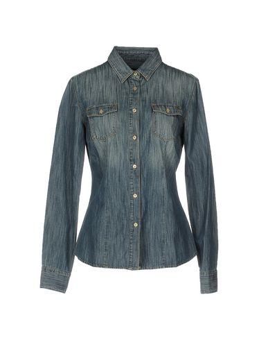 Джинсовая рубашка 19.70 NINETEEN SEVENTY 42562334EL