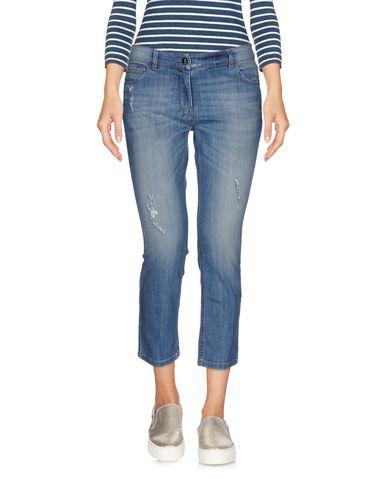 Джинсовые брюки-капри 19.70 NINETEEN SEVENTY 42562432MX