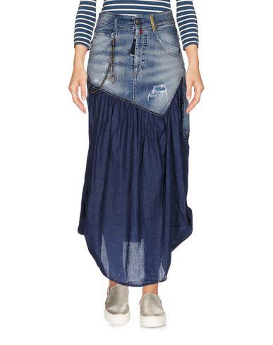 Джинсовая юбка HIGH 42562511LT