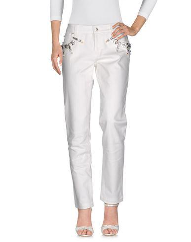Джинсовые брюки EMANUEL UNGARO 42562607IP