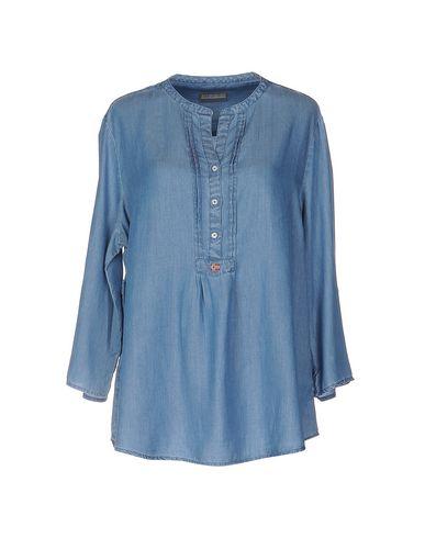 Джинсовая рубашка NAPAPIJRI 42562813IH