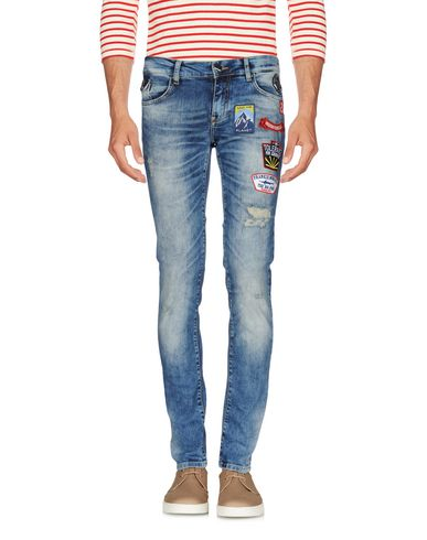 Джинсовые брюки FRANKIE MORELLO 42563052CP