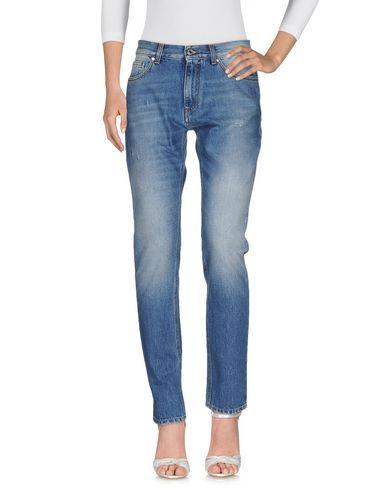 Джинсовые брюки MSGM 42563056SV