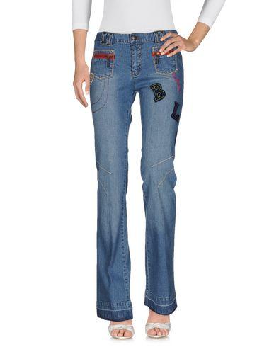 Джинсовые брюки BLU BYBLOS 42563195PS