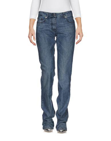 Джинсовые брюки PRADA SPORT 42563349GJ