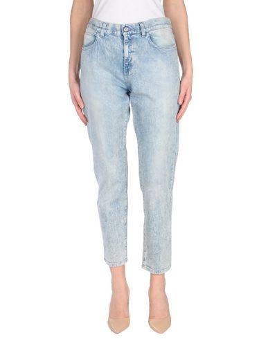 Джинсовые брюки GUCCI 42563615FA