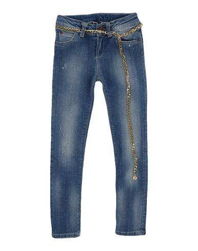 Джинсовые брюки PAESAGGINO 42563796TA