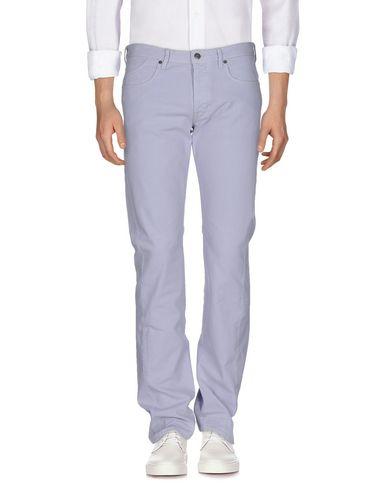 Джинсовые брюки BURBERRY 42563826NR