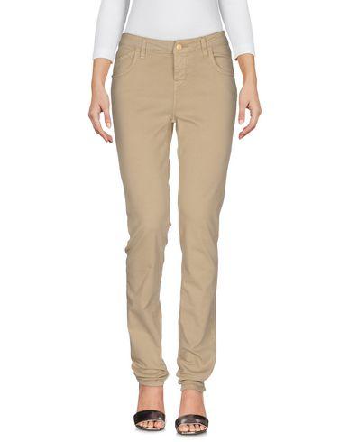Джинсовые брюки RE-HASH 42564304JH