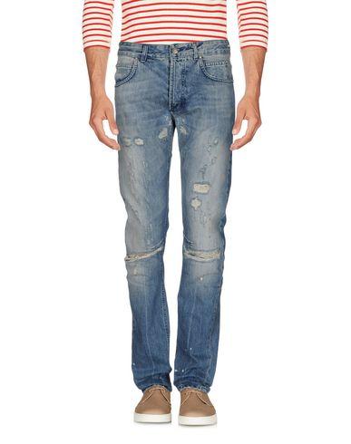 Джинсовые брюки PIERRE BALMAIN 42564702BF