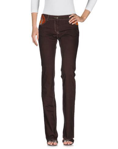 Джинсовые брюки MIU MIU 42564859DH