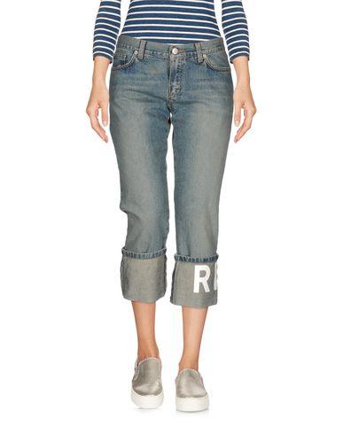 Джинсовые брюки-капри RICHMOND DENIM 42564996WR