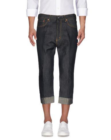 Джинсовые брюки-капри JUNYA WATANABE COMME DES GARCONS MAN 42565098WM
