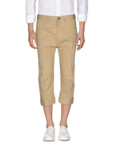 Джинсовые брюки-капри JUNYA WATANABE COMME DES GARCONS MAN 42565162UI