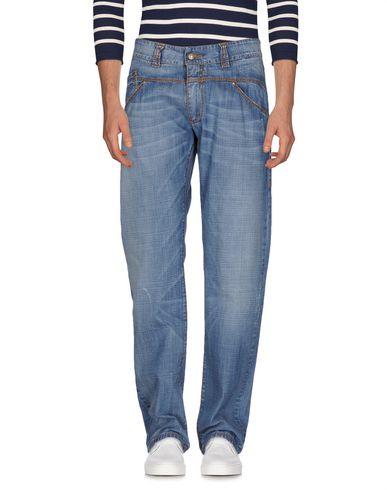 Джинсовые брюки ERMANNO SCERVINO 42565191PF