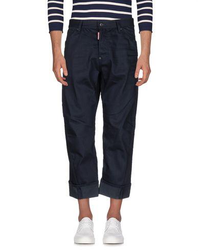 Джинсовые брюки-капри DSQUARED2 42565240GB