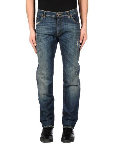 Джинсовые брюки DOLCE & GABBANA 42565256NF