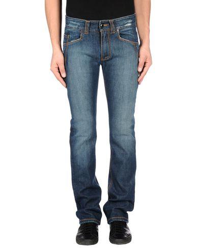 Джинсовые брюки ERMANNO SCERVINO 42565294XA