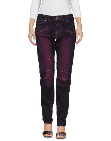 Джинсовые брюки PIERRE BALMAIN 42565333JJ