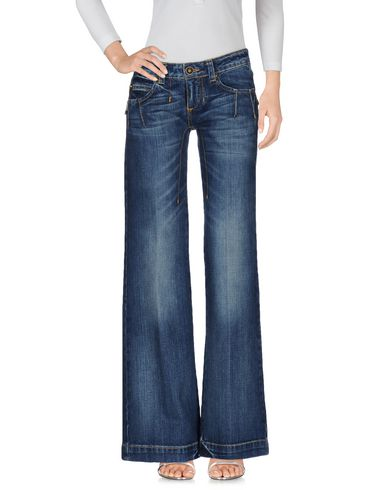 Джинсовые брюки FRANKIE MORELLO 42565370VK