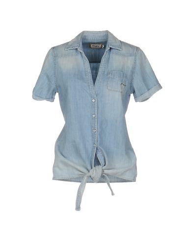 Джинсовая рубашка MET 42565407XP