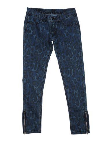 Джинсовые брюки ROBERTO CAVALLI ANGELS 42565543PC