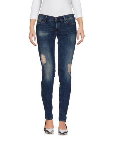 Джинсовые брюки HTC 42565719CA