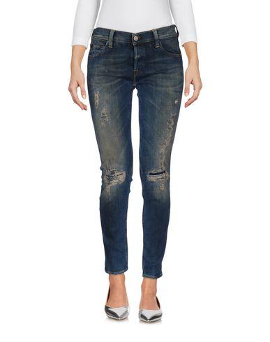 Джинсовые брюки HTC 42565720LQ