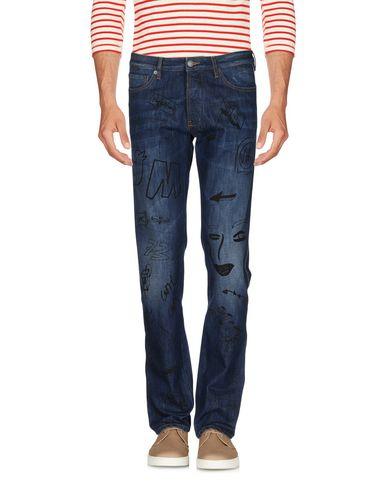 """Джинсовые брюки VIKTOR & ROLF """"MONSIEUR"""" 42565739TK"""
