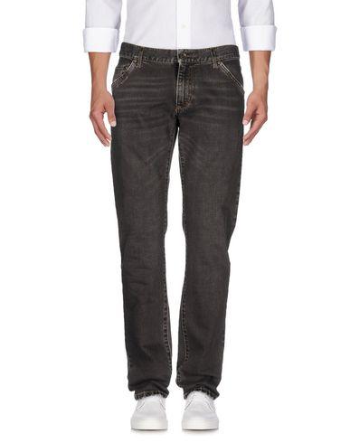 Джинсовые брюки DOLCE & GABBANA 42566167HW