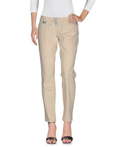 Джинсовые брюки RELISH 42566394OG