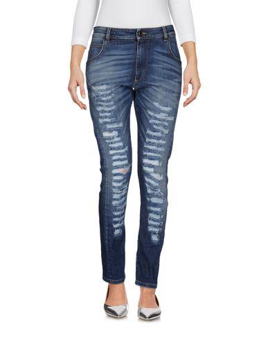 Джинсовые брюки MANGANO 42566543IT