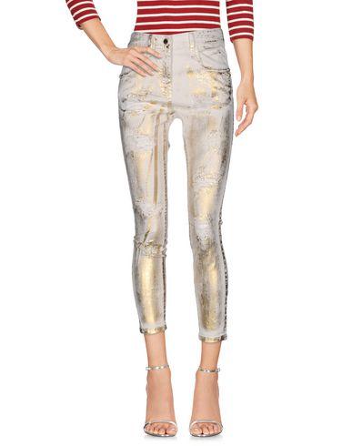Джинсовые брюки MANGANO 42566567KU