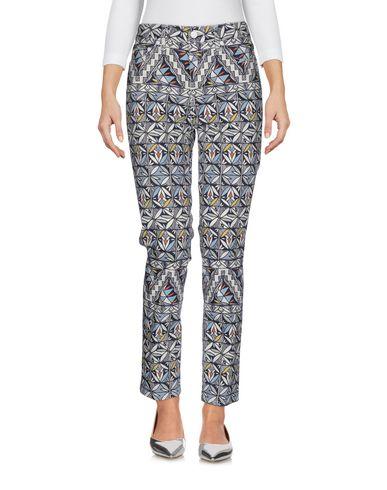 Джинсовые брюки TORY BURCH 42566599NV