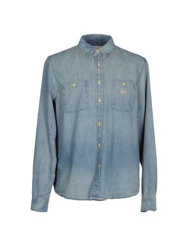 Джинсовая рубашка DENIM & SUPPLY RALPH LAUREN 42566710PD