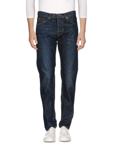 Джинсовые брюки BEN SHERMAN 42566861MS