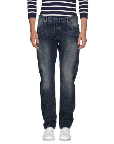 Джинсовые брюки PIERRE BALMAIN 42566926NI