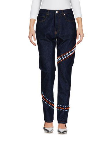 Джинсовые брюки MSGM 42566959CI