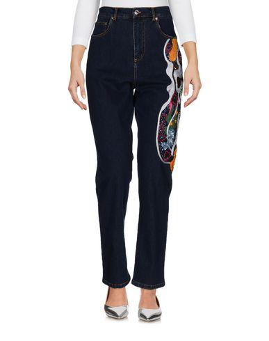 Джинсовые брюки MSGM 42566966FK