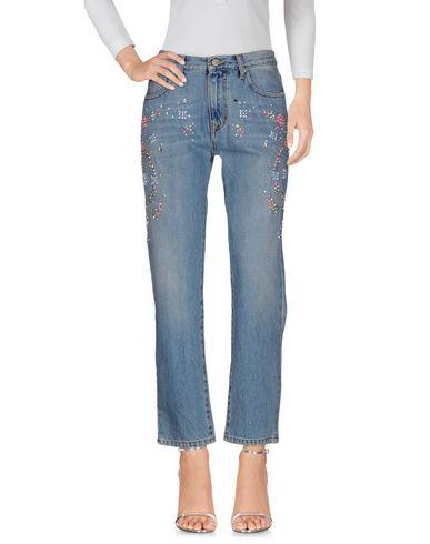 Джинсовые брюки MSGM 42566994OC