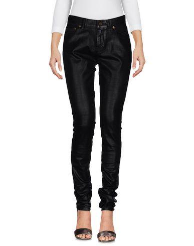 Джинсовые брюки SAINT LAURENT 42567008FC