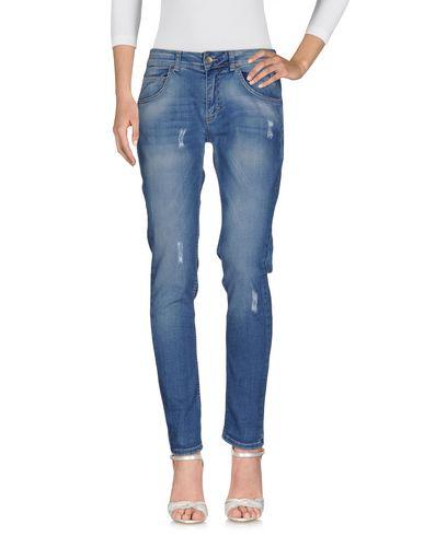 Джинсовые брюки TWIN-SET SIMONA BARBIERI 42567174AH