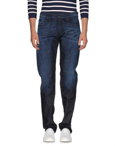 Джинсовые брюки ARMANI COLLEZIONI 42567196TX
