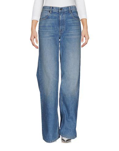 Джинсовые брюки ALEXANDER WANG 42567343GG