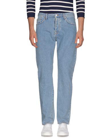 Джинсовые брюки MSGM 42567423WG
